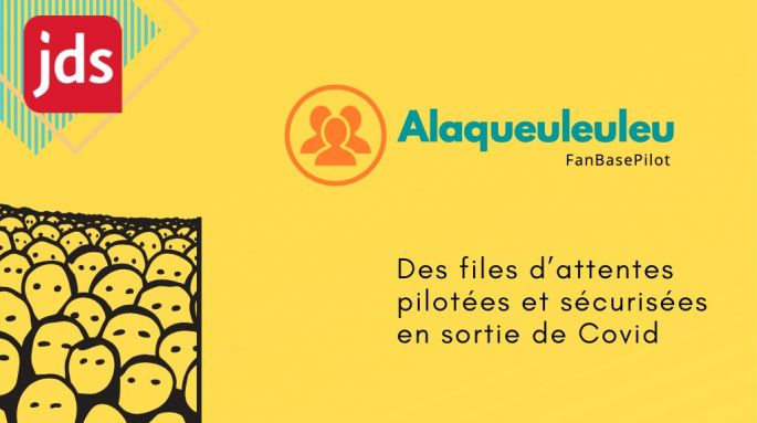 Alaqueuleuleu : gestion des files d'attente en ligne