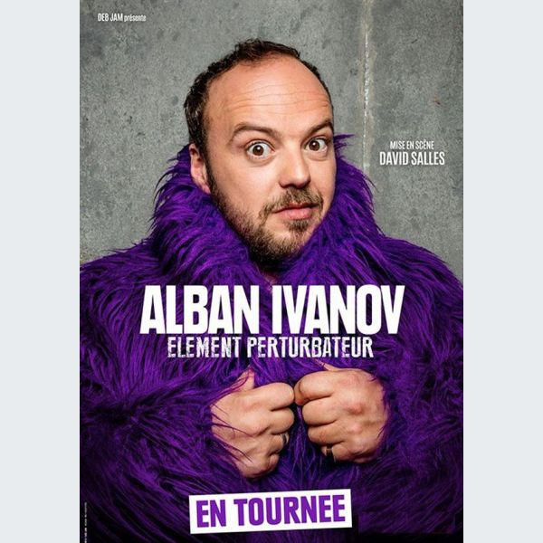 element perturbateur alban ivanov
