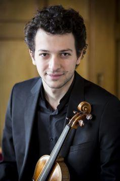 Le musicien Alexandre Pascal