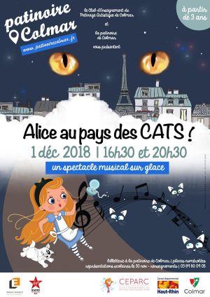 Alice au pays des Cats