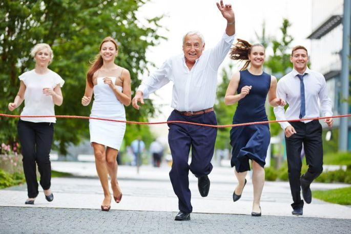 Evoluer professionnellement pour rester dans la course!
