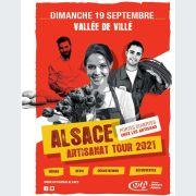 Alsace Artisanat Tour 2021 - Portes ouvertes chez les artisans