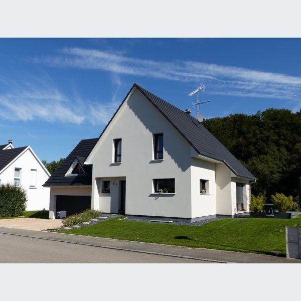Alsace construction vieux thann constructeur de maison for Constructeur de maison en alsace