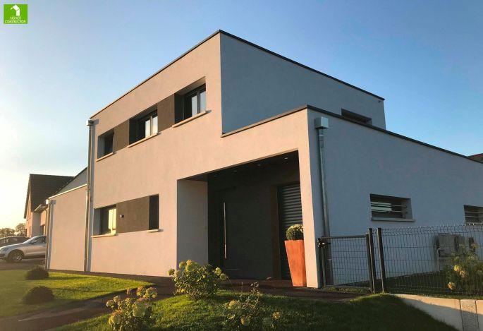 Alsace Construction vous accompagne pour créer la maison dont vous rêvez
