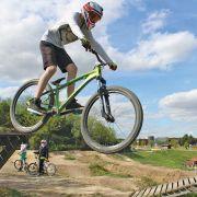 BMX et VTT : la vitesse et les bosses