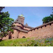 Alsace : les châteaux et sites historiques les plus remarquables