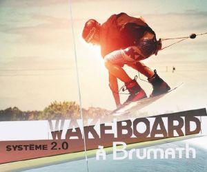 Alsace Wakeboard Aventure : Téléski nautique/Bouée tractée