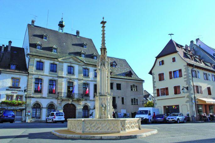 Altkirch, la belle endormie