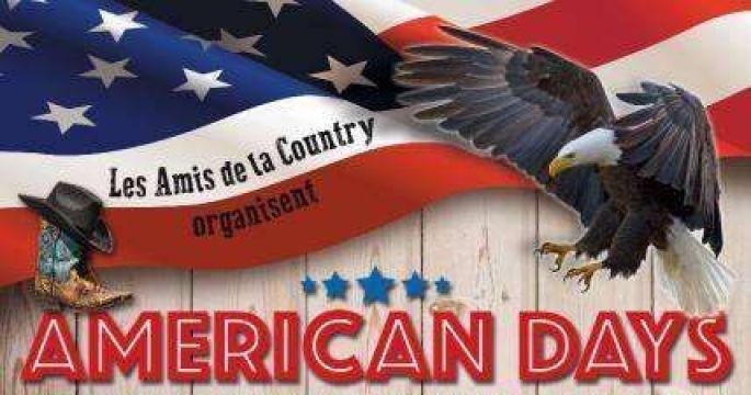 American Days à Florange 2018