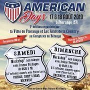 American Days à Florange 2019