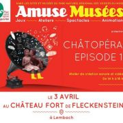 Amuse Musées : ChâtOpéra