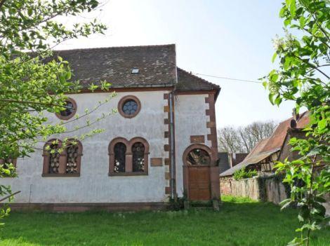 L\'ancienne synagogue de Reichshoffen