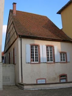 L\'Ancienne synagogue de Pfaffenhoffen