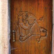 Escapade à Andlau : dans les pas de  l\'ours...