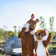 Animations de Pâques au Parc du Petit Prince