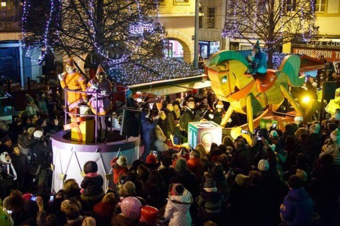 Animations et Marché de Noël à Thionville : Marché de Noël