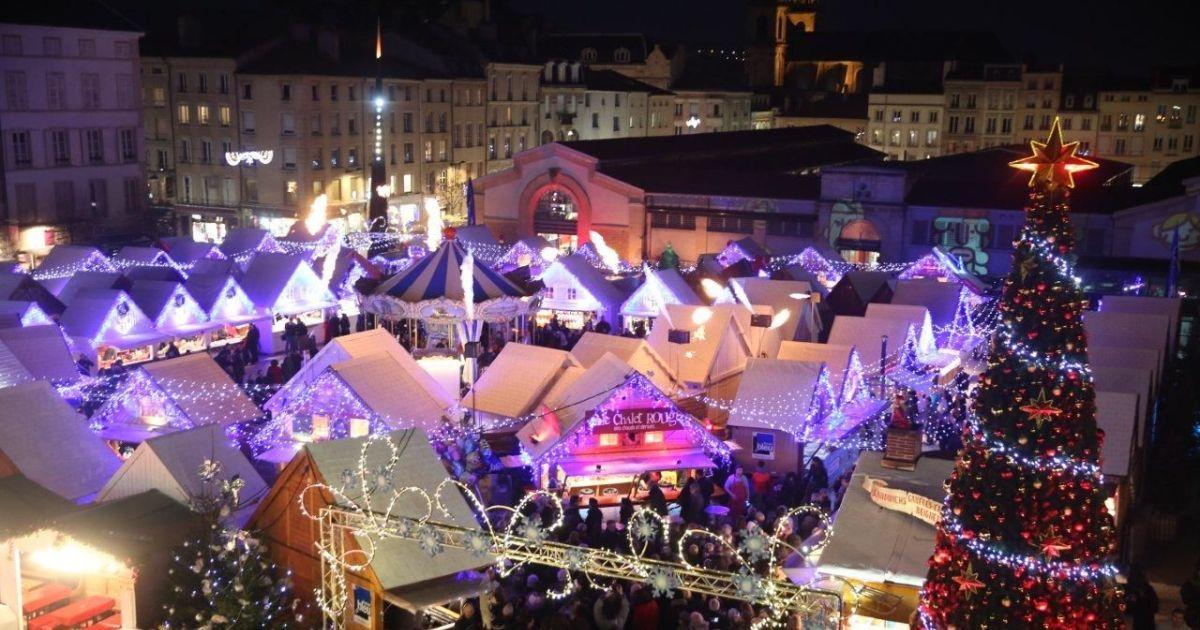 marché de noel 2018 nancy Animations et Marché de Noël 2018 à Nancy : les Fêtes et le Marché  marché de noel 2018 nancy