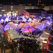 Animations et Marché de Noël 2018 à Nancy : les Fêtes et le Marché de Saint-Nicolas