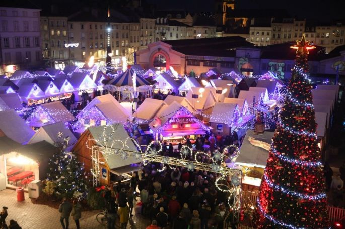 Les Fêtes de Saint-Nicolas à Nancy, l\'événement incontournable de l\'hiver dans l\'Est de la France