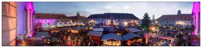 Le marché de Noël d\'antan de Neuf-Brisach