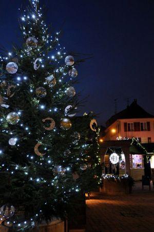 Le marché de Noël de Thann