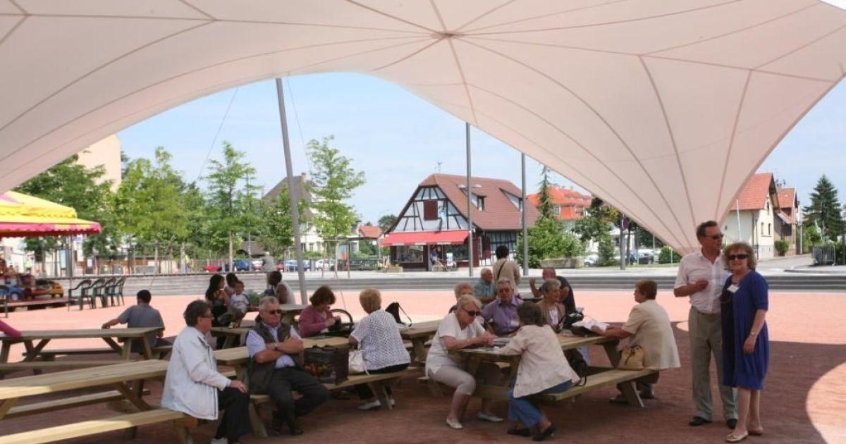 Animations sous le velum illkirch graffenstaden - Restaurant la table de l ill illkirch ...