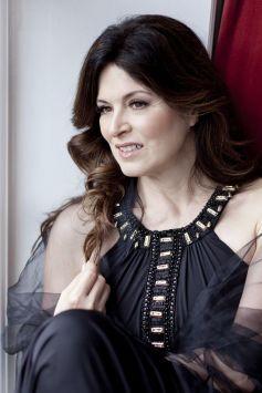 La soprano Anna Caterina Antonacci