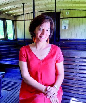 Anne-Catherine Goetz, adjointe au maire de Mulhouse chargée de la culture