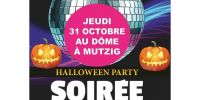 soiree annees 80 - halloween party 2019