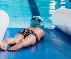 Anniversaire à la piscine Aquarhin d\'Ottmarsheim