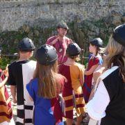 Anniversaire au Château du Hohlandsbourg