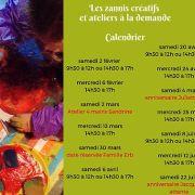 Anniversaire créatif pour les enfants avec l\'Atelier Imaginair