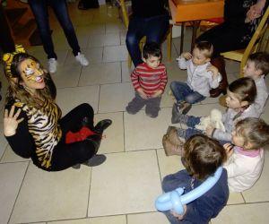 Anniversaire pour les enfants à domicile avec TeMps d\'EvEil