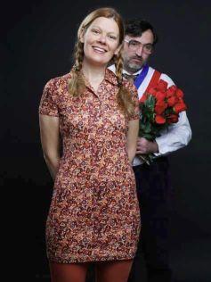 Antoinette de Knackwiller et son maire