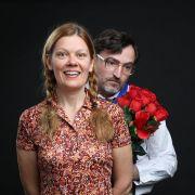 Antoinette et son Maire
