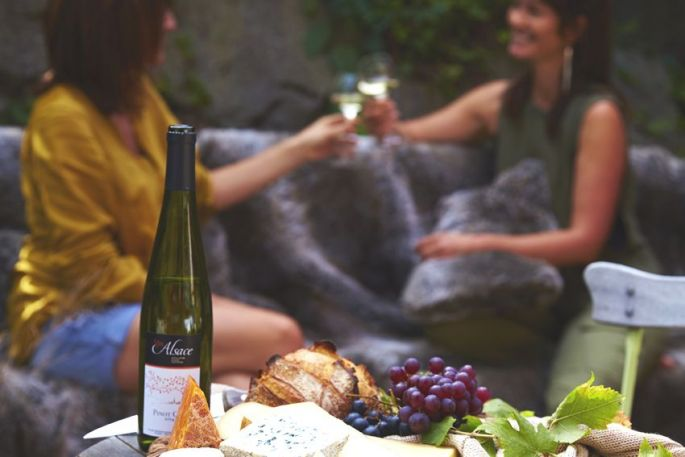 Un apéro gourmand à déguster chez les vignerons indépendants