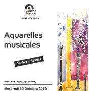 Aquarelles musicales