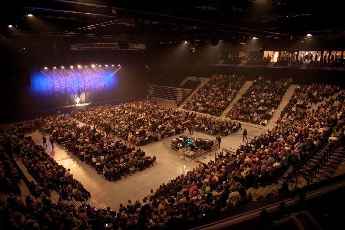L\'Arena du Pays d\'Aix accueille concerts, spectacles et matchs sportifs