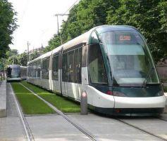 Arrêt Borie - Tram de Strasbourg