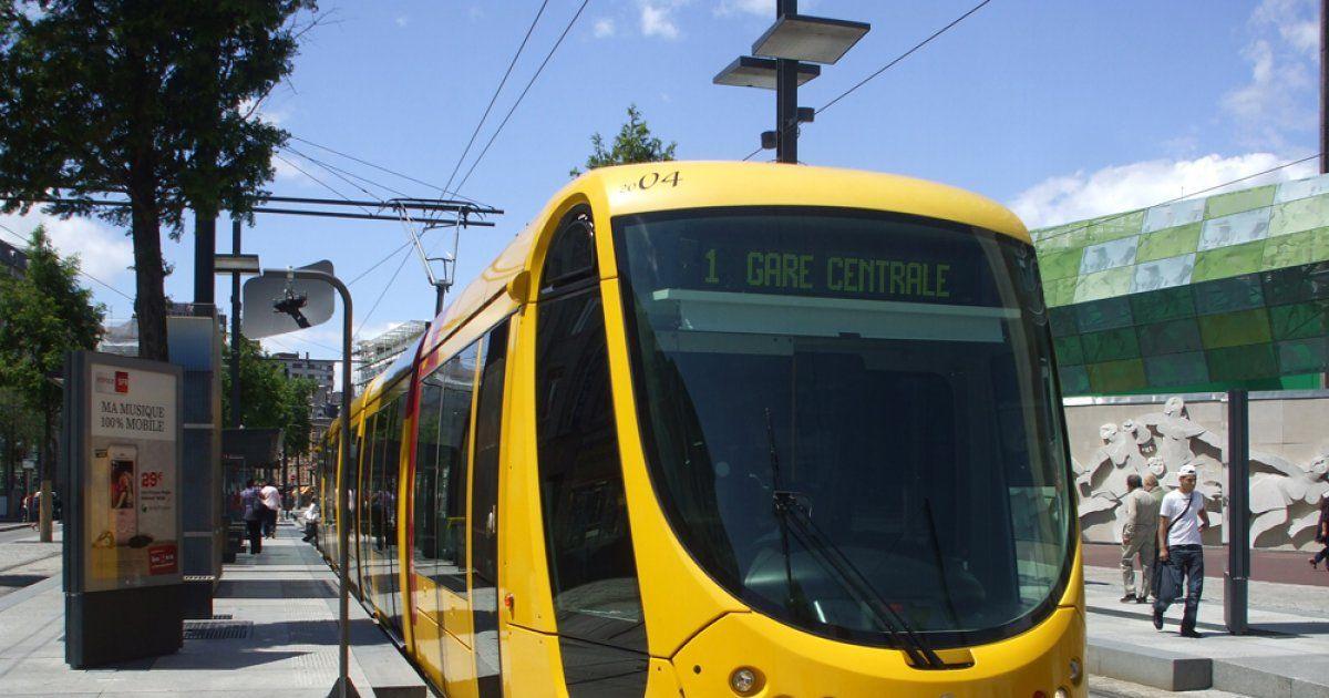 Arr t gare dornach ligne 3 tram de mulhouse horaire tarif carte - Horaire tram orleans ligne a ...