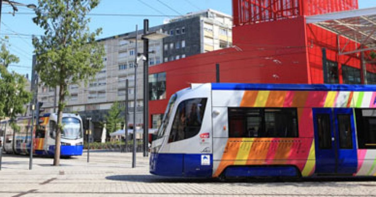 Arr T Vieux Thann Zi Ligne 3 Tramtrain De Mulhouse Horaire Tarif Carte