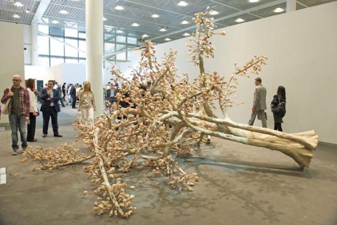 Art Basel 2010 : foire internationale d\'art contemporain