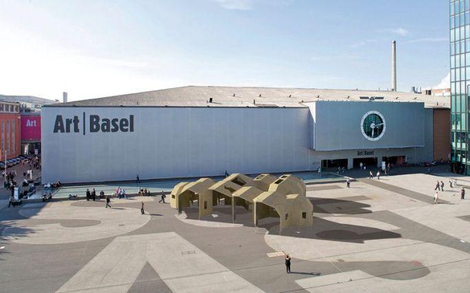 Art Basel 47 - Foire internationale 2016 d'Art contemporain