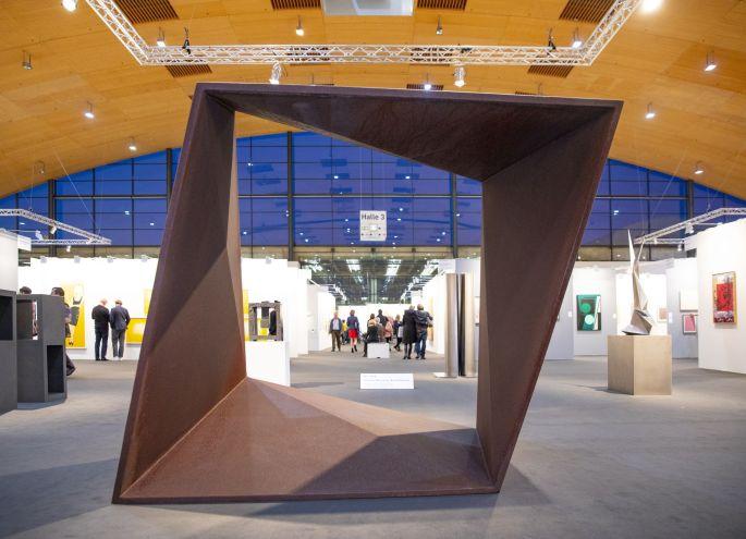 Une œuvre de l\'artiste Hiromi Akiyama - Art Karlsruhe