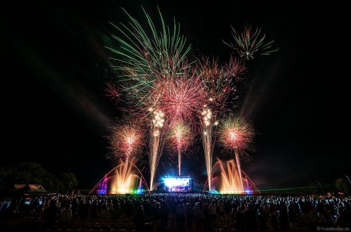 Concerts et show pyrotechniques à Furdenheim