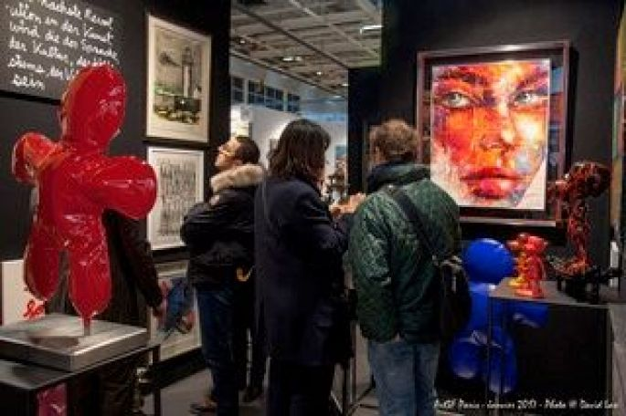 Art3f 2017 6e salon international d 39 art contemporain - Salon art contemporain ...