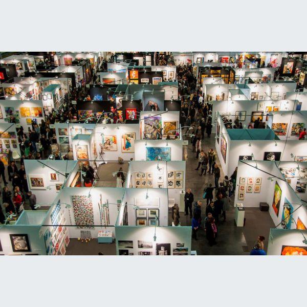 Art3f Metz 2018 - Salon international d\'art contemporain - Parc expo ...