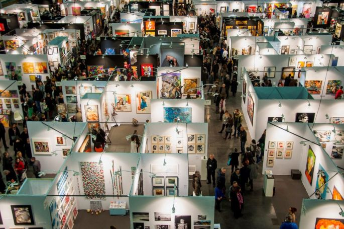 Art3f Metz 2018 - Salon international d\'art contemporain