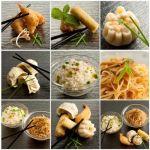 Nems, nouilles sautés et beignets font partie des délices venus d\'Orient