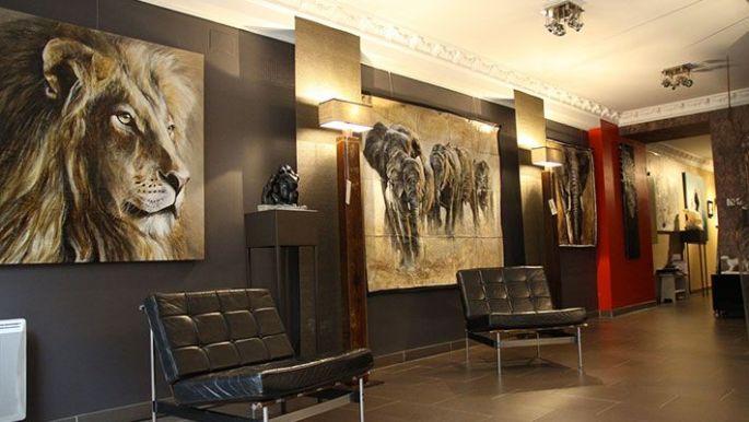 Atelier d'Art Galerie Romuald Crampé